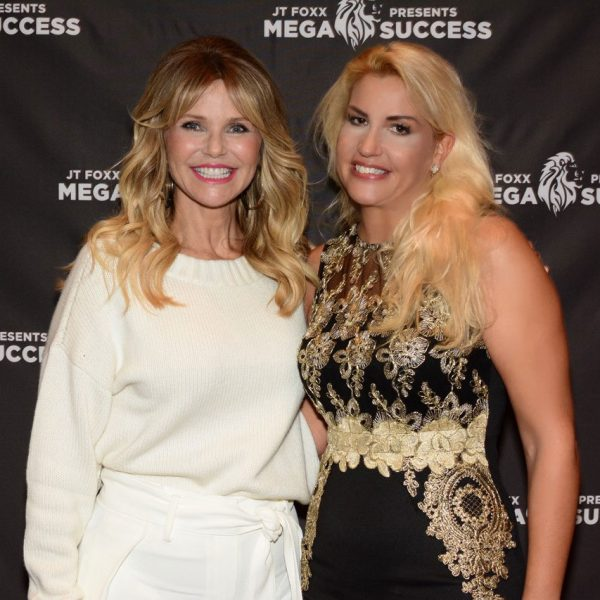 Christie Brinkley & Nicola Hollender in Los Angeles