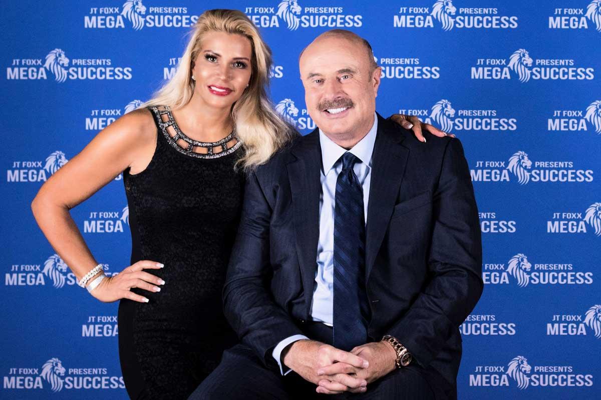 Nikki Hollender mit Dr. Phil